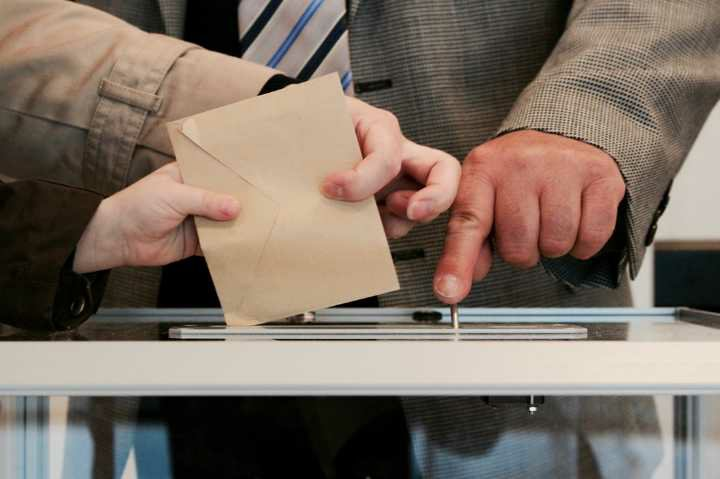 VOTING is necessary