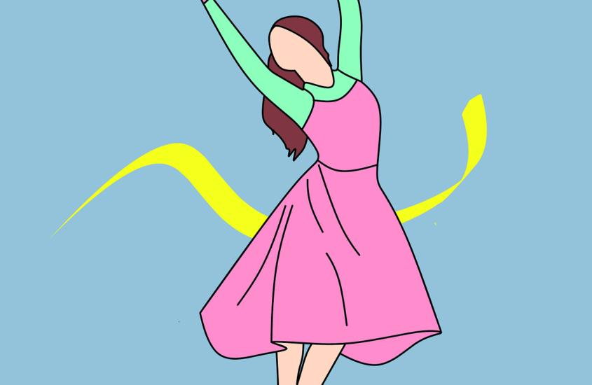 Salute to womanhood——————————-