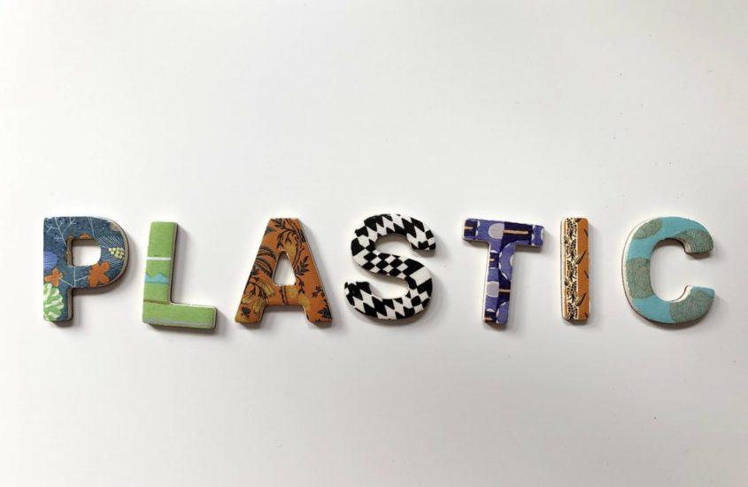 """Say """"NO"""" to PLASTICS"""